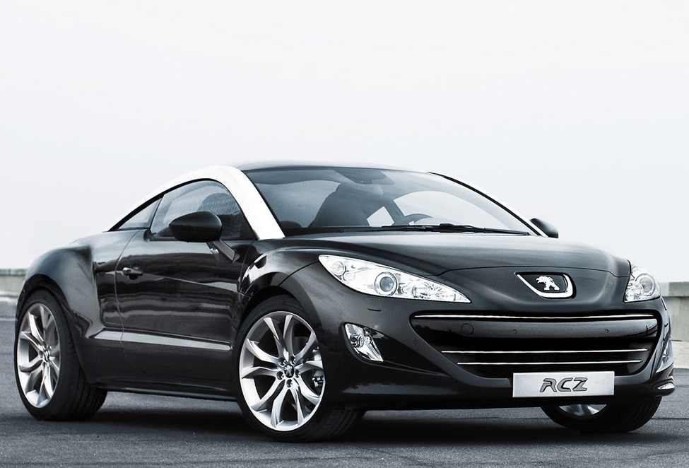 cockpit autom vel conte dos auto ensaio peugeot rcz 156 e 200 cv. Black Bedroom Furniture Sets. Home Design Ideas