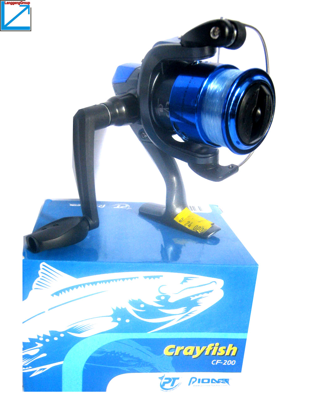 Reel Pioneer CrayFish 200