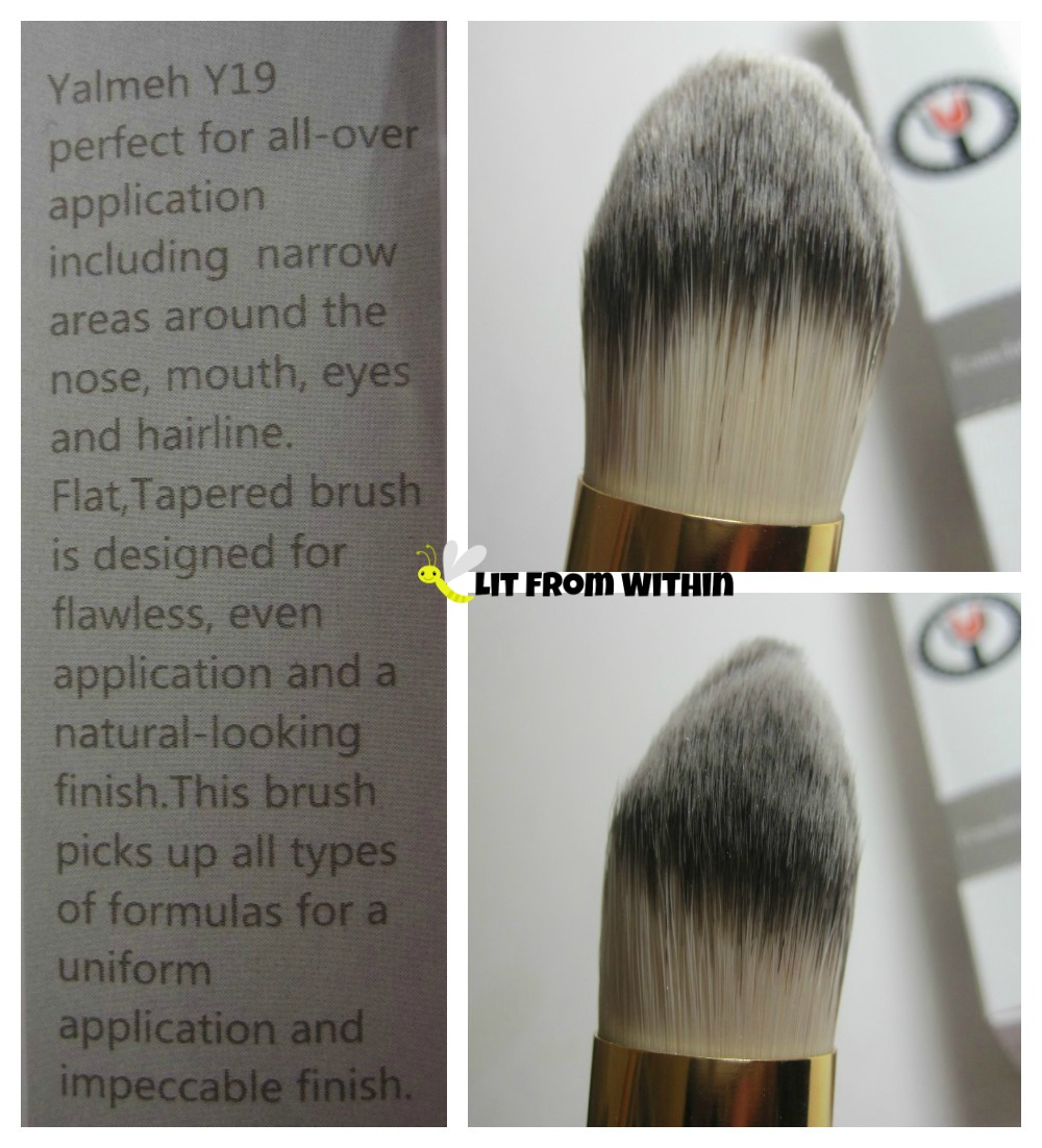 Yalmeh Foundation Brush