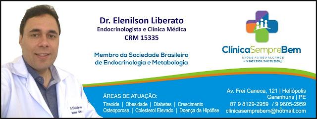 DR. ELENÍLSON LIBERATO