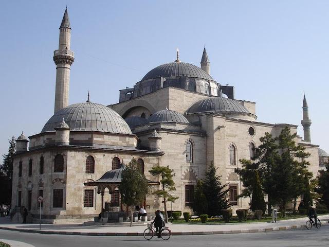 اعظم مساجد تركيا