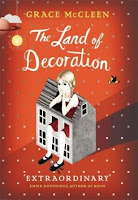 Book cover of The Land of Decoration by Grace McCleen