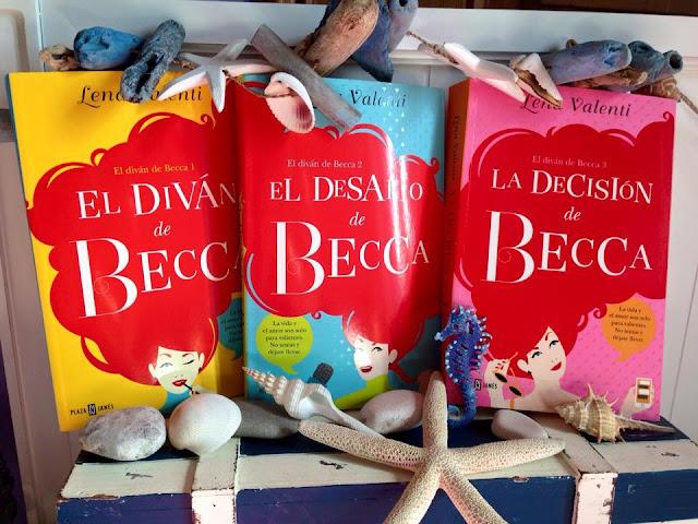 The blessed madness libro trilog a el div n de becca for Libro el divan de becca