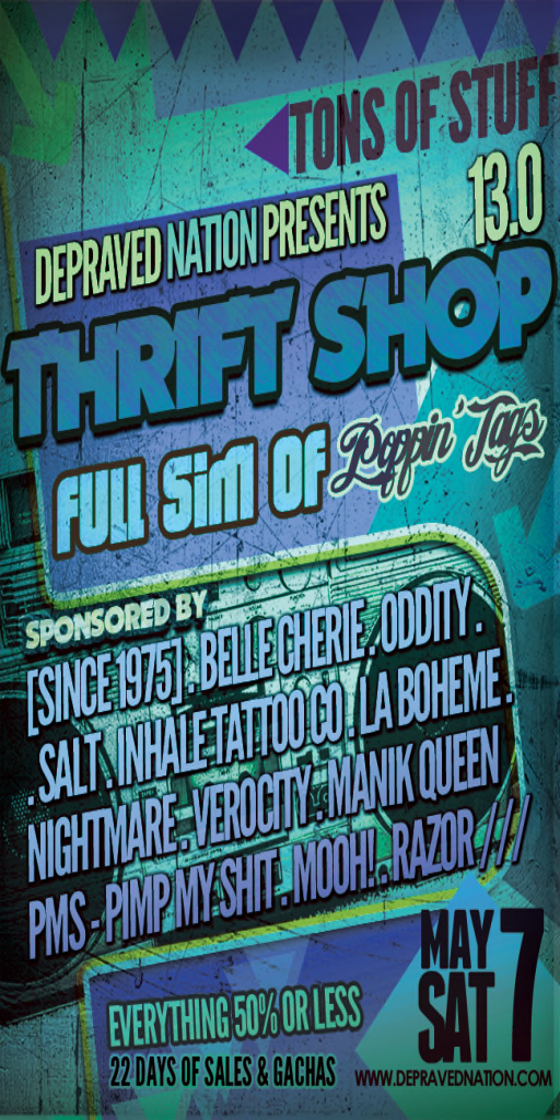 Thrift Shop 13