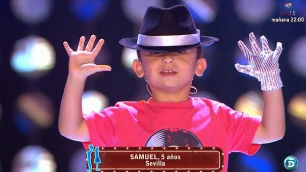 Samuel Michael Jackson