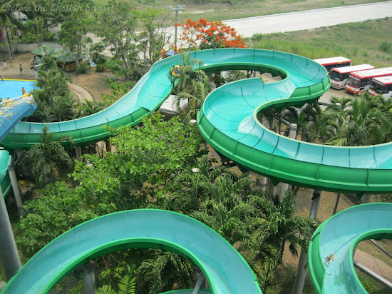 Rio Montañosa in Splash Island Waterpark