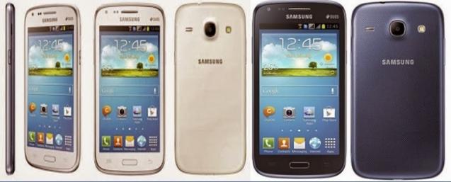 Harga HP Android Samsung Galaxy Core Duos I8262 Dual Sim 3G