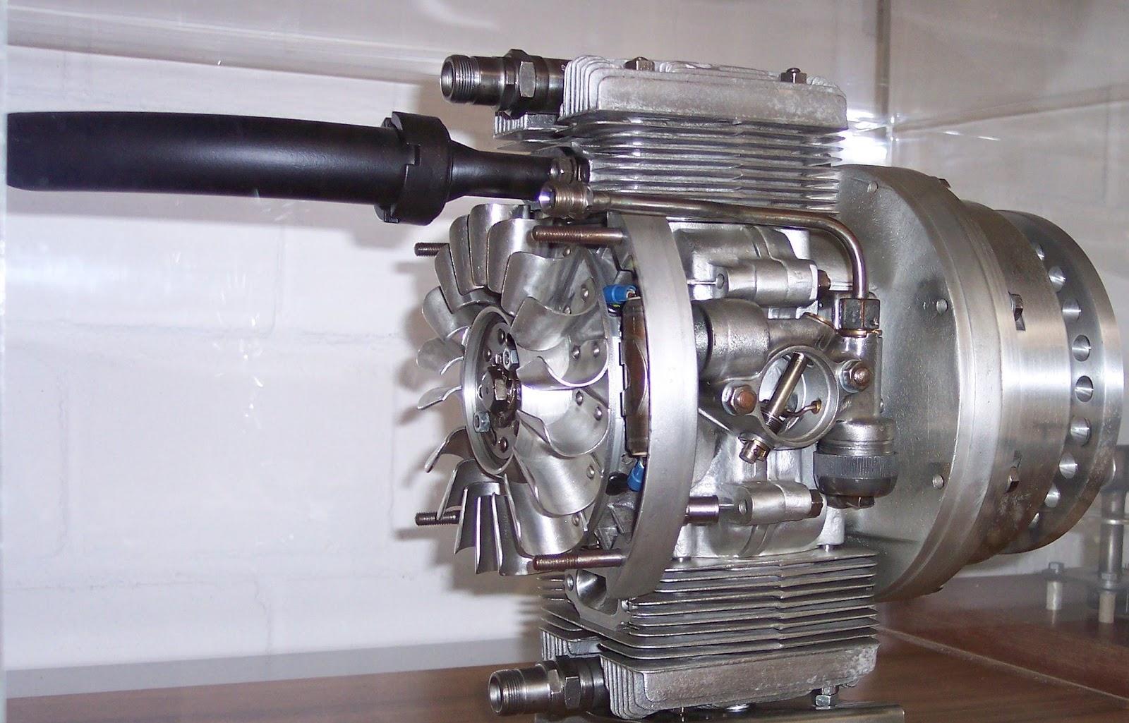 Riedel Junkers Jumo 004 Anlassermotor