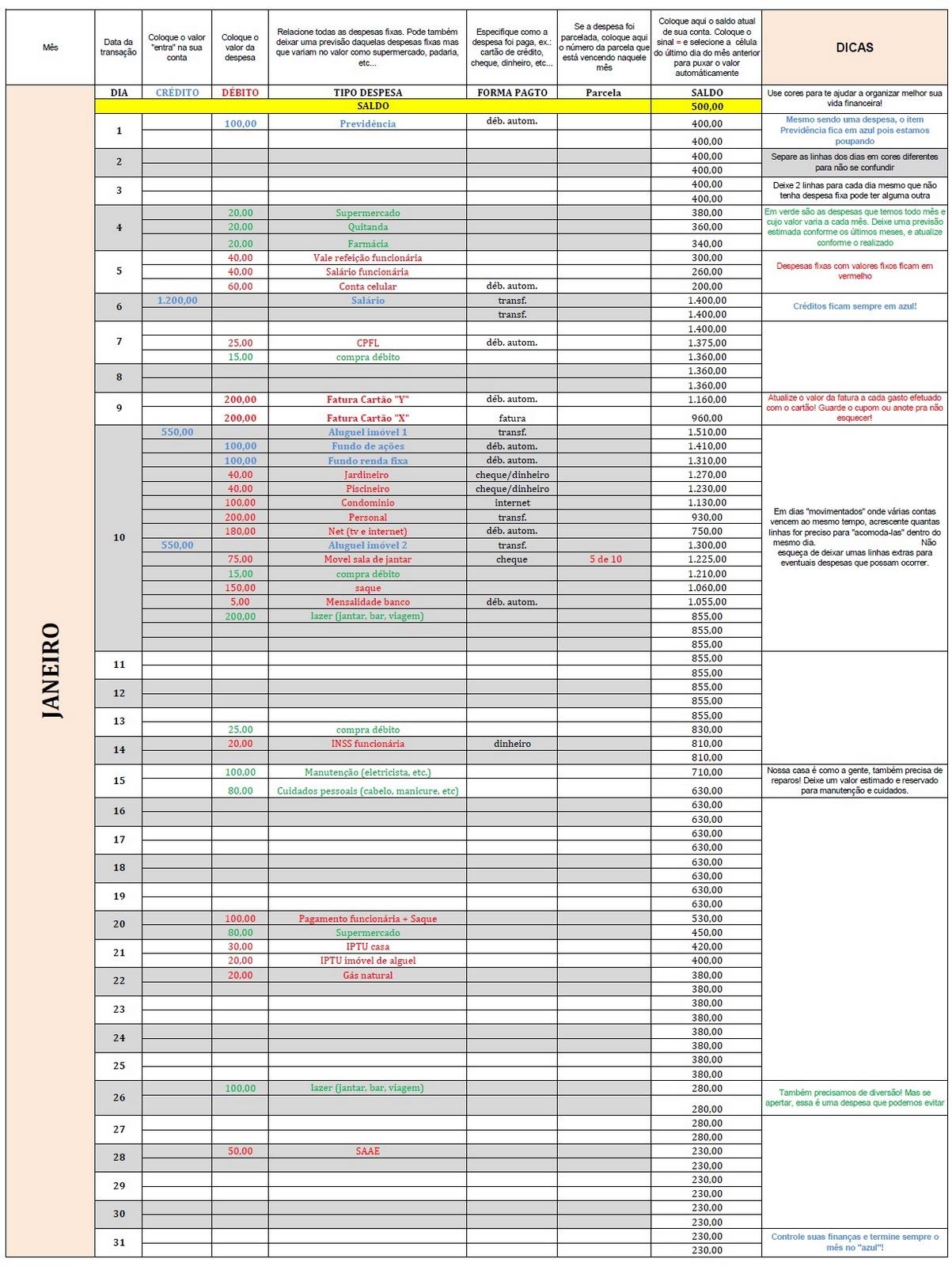 Muito Repost 3 :: Planejamento financeiro | Portal Se Joga GZ86