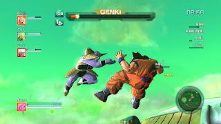 dragon ball z battle of z screen 6 Dragon Ball Z: Battle of Z (360/PS3/PSV)   Artwork & Screenshots