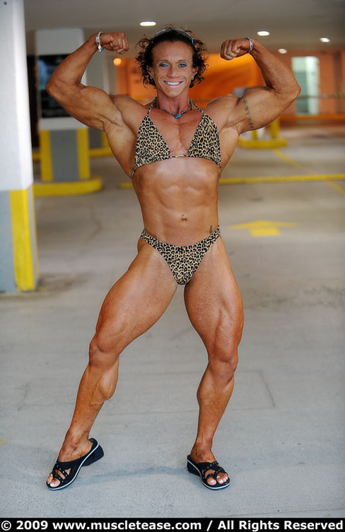 Janeen Lankowski Female Muscle Bodybuilding Blog Fitness