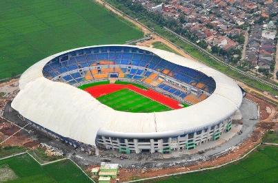 Stadion GBLA Batal Jadi Kandang Persib di Piala AFC