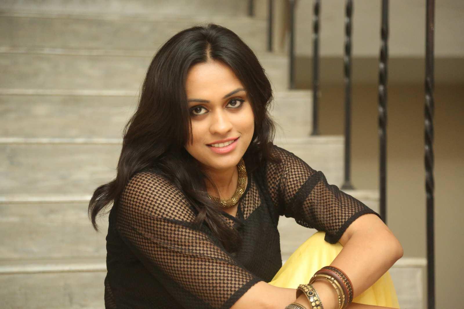 Geetha bhagath dazzling photos gallery-HQ-Photo-7