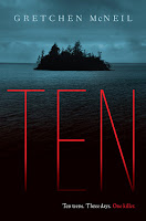 book cover of Ten by Gretchen McNeil