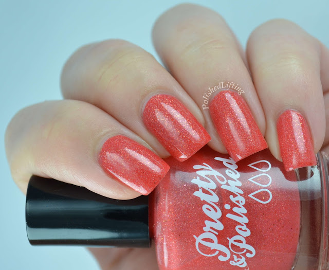 Pretty and Polished Coral Grimes