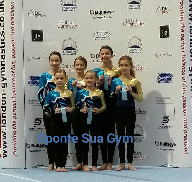 Central London gymnastics, South West London Gymnastics,