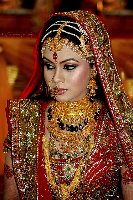 FASHION of Life Style: Indian Bridal Jewelry Sets