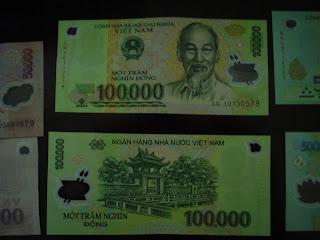 Dong Vietnamita. Dong Vietnam