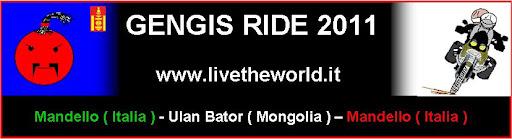 Gengis Ride 2011
