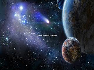 Ένας ¨κομήτης¨ με επτά συνοδούς!!. Γιατί καλύπτει η NASA στοιχεία του ¨κομήτη¨;