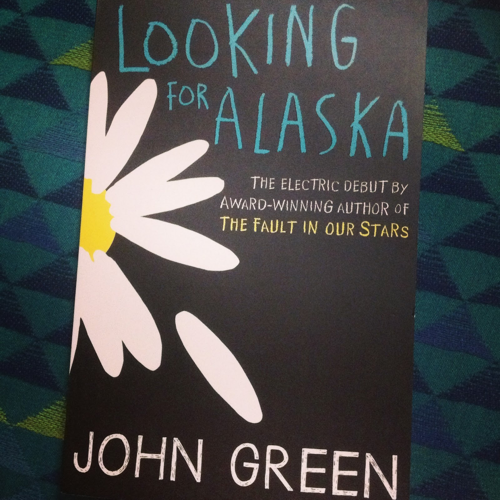 looking for alaska review The author's cut 10th anniversary edition' when miles halter leaves his safe, comfortable life in florida for culver creek – a boarding school his father used to attend – he's looking for what french poet francois rabelais called the great perhaps.
