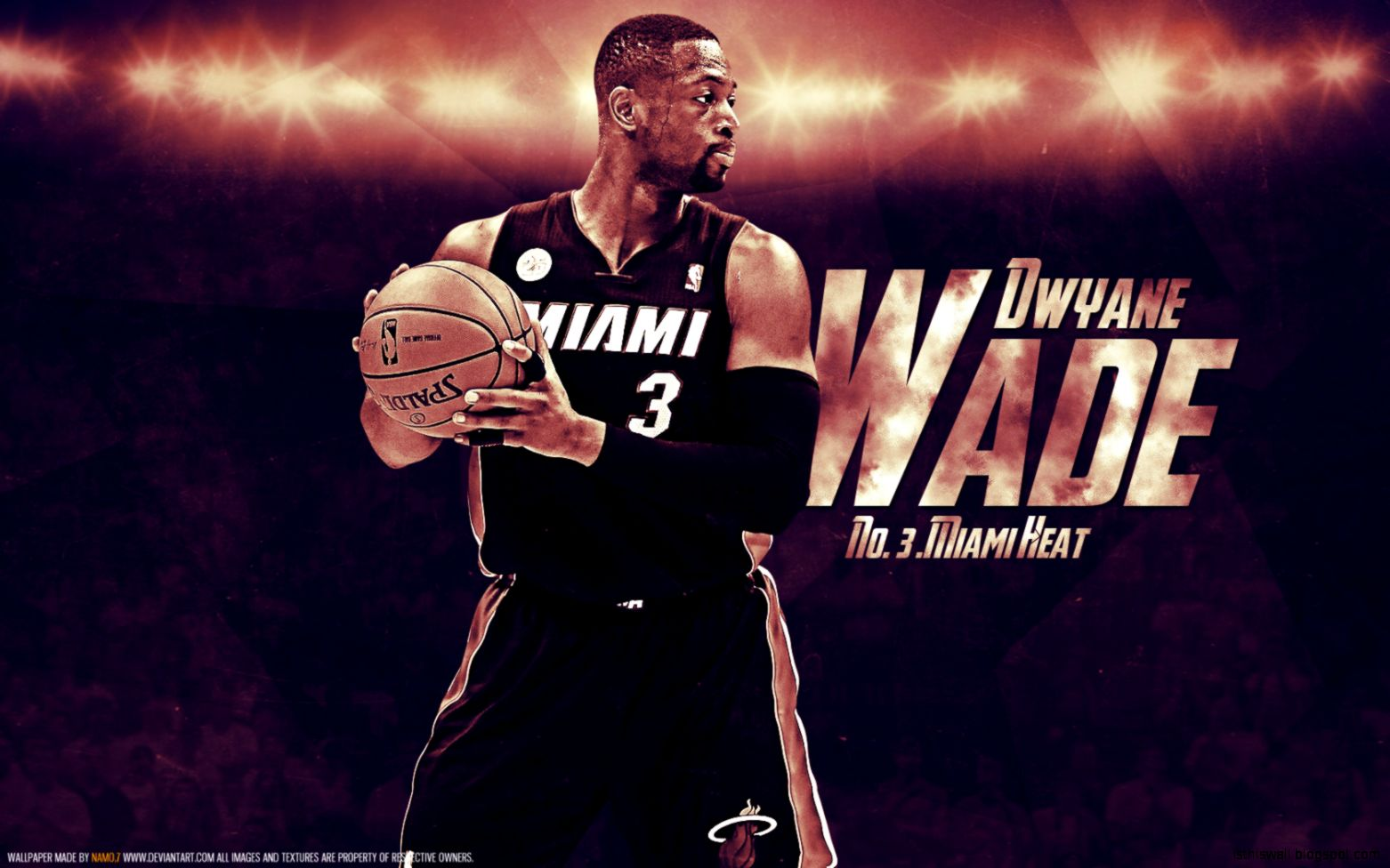 Dwyane Wade Wallpapers  Basketball Wallpapers at BasketWallpapers