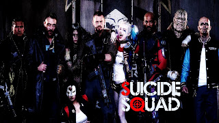 suicide squad 2016 movie Cast Wallpaper