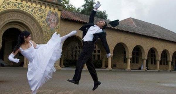 بالصور أجدد صيحات التصوير في صور الزفاف صور مبتكره ورائعه جدا 11 10/3/2014 - 2:31 ص