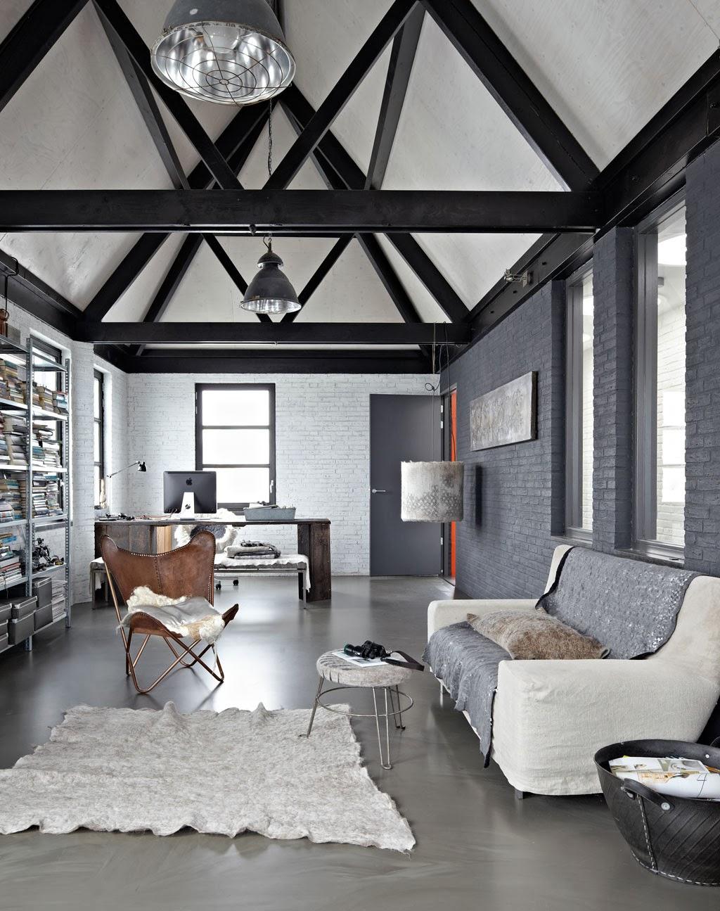Stunning house in grey / Úžasný byt v šedom