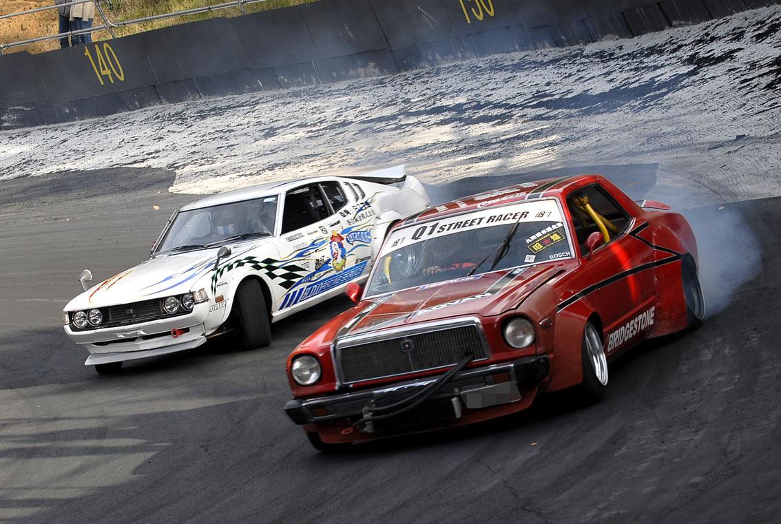 Toyota Celica I & Chaser X30/X40 , japoński samochód, sportowy, wyścigi, racing, tor wyścigowy, racetrack, motoryzacja, auto, JDM, tuning, zdjęcia, pasja, adrenalina, kultowe, 自動車競技, スポーツカー, チューニングカー, 日本車