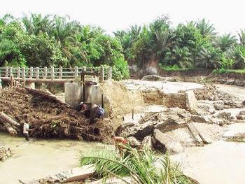 Kabar Bagus Bagi Petani di Sumut: 41 Ribu Hektar Irigasi di Sumut akan Direhabilitasi