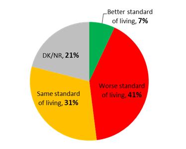 standards of living essay