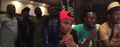 Dangote Resolved Donjazzy- Olamide Beef, Obafemi Martins Settled Dammykrane-Wizkid Fight- Which Musicians Are Next?