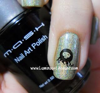 Mash Nail Art Polish