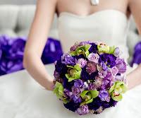 Hoa cưới kiểu tròn 6