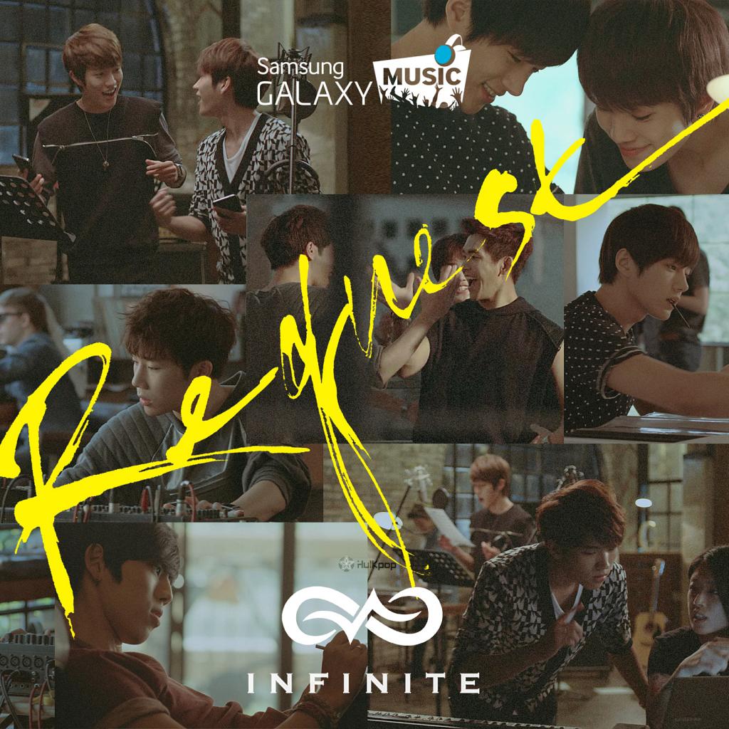 Infinite – GALAXY Music – Single