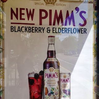Blackberry & Elderflower Pimm's