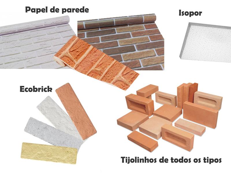 Parede de tijolinho, Tijolo aparente, Revestimento, Tijolo Maciço, Decoração, Papel de Parede, Isopor, DIY, Faça você mesmo, Ecobrick
