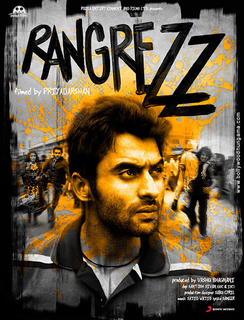First Look: Rangrezz Bollywood movie