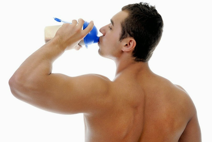 Losing Weight: Protein Shake