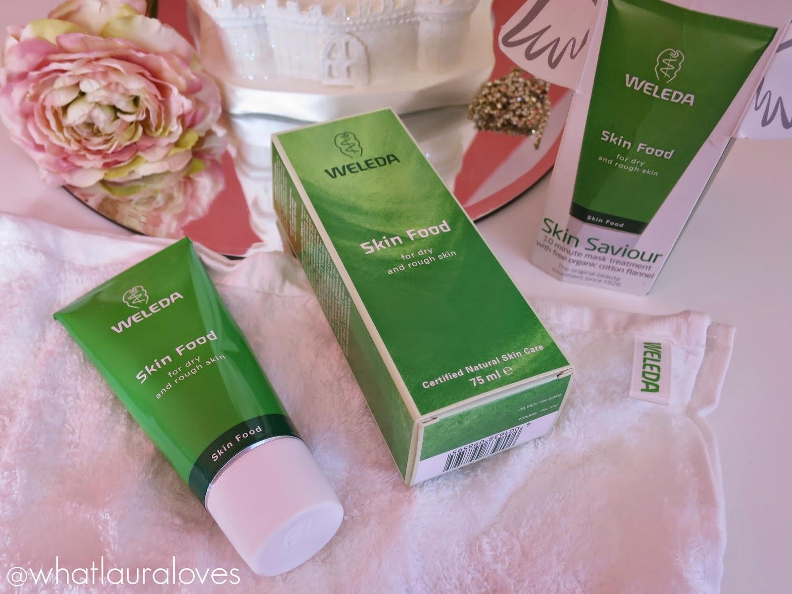 Weleda Skin Food Review & Face Mask