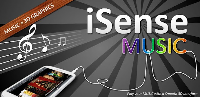 iSense Music - 3D Music Player v1.007 APK