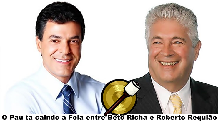 Beto Richa chama Requião de Preguiçoso