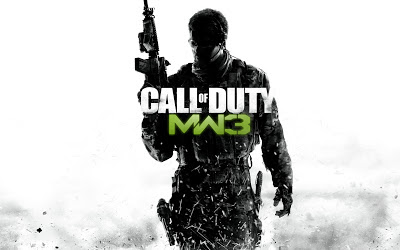 Call of duty modern warfare 3 poster