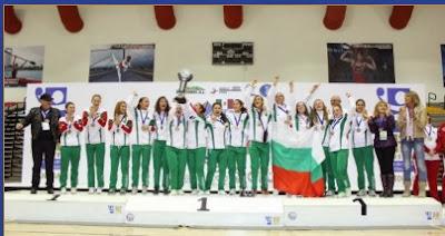 Bulgaria campeón en el IHF Trophy Intercontinental Femenino | Mundo Handball