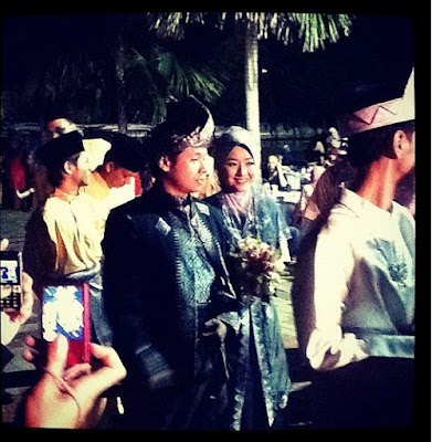 resepsi+allyfarahlee1 Gambar Majlis Resepsi Ally Iskandar & Farah Lee   5 Februari 2012