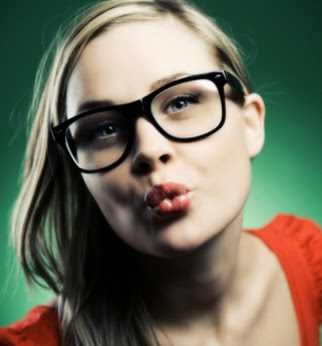 Latest Fashion in Designer Clothing: Geek-Chic Glasses Are