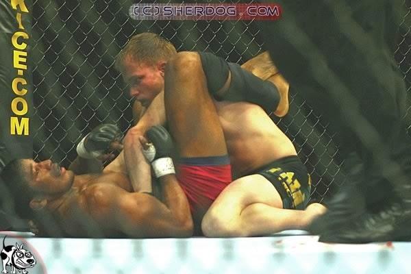 Rich Crunkilton's arm breaking against Hermes Franca