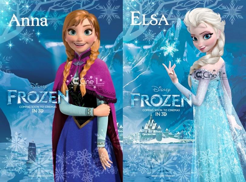 Frozen une nouvelle princesse de disney etre radieuse - Princesse des neiges ...
