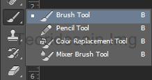 Cara Menambahkan Brush Photoshop dengan Load Brushes